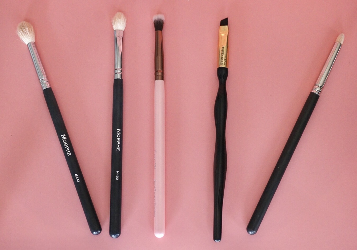 Favorite Blending Brushes to Create Any Eye Look