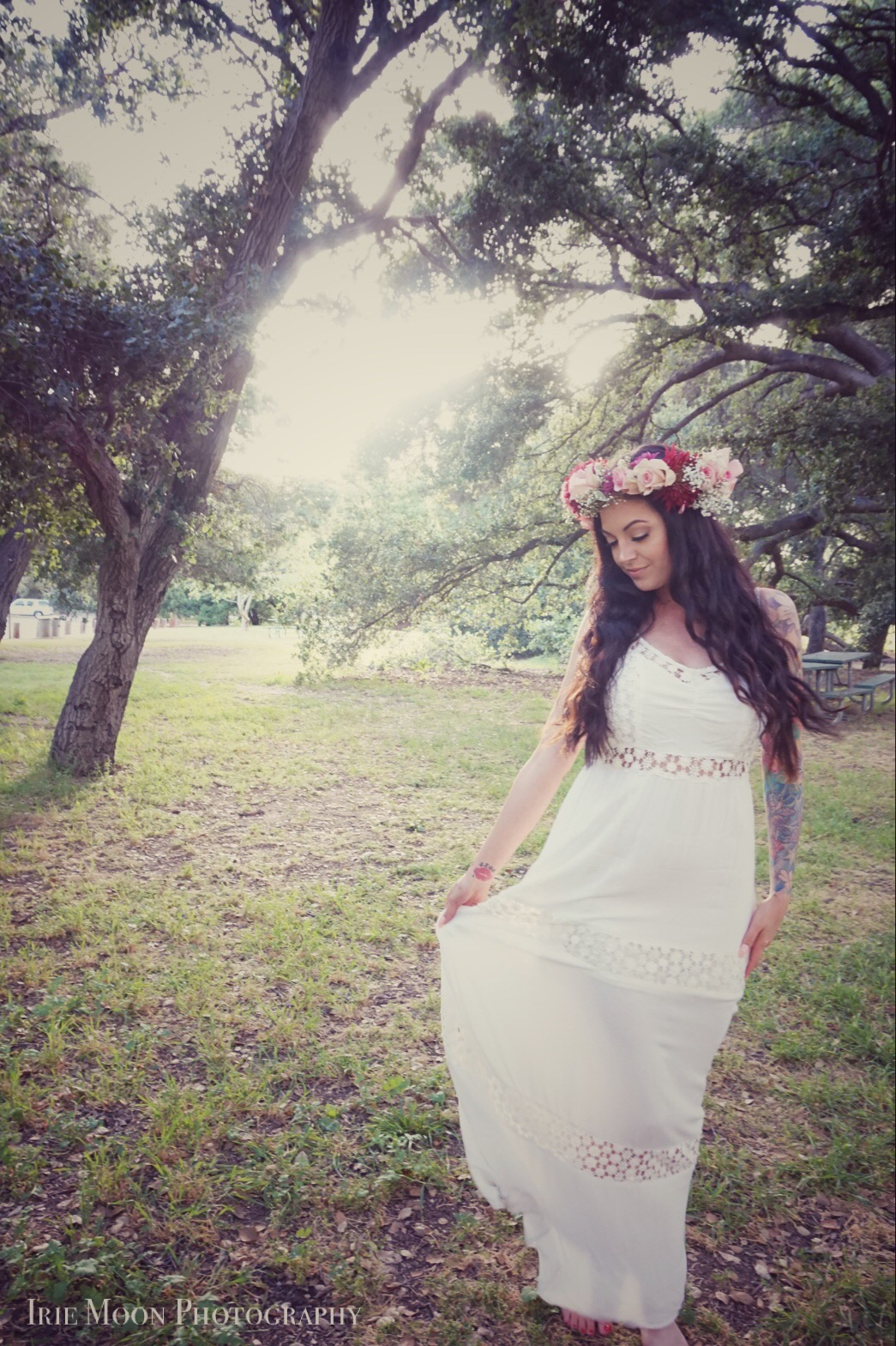 Boho Bride Photo shoot