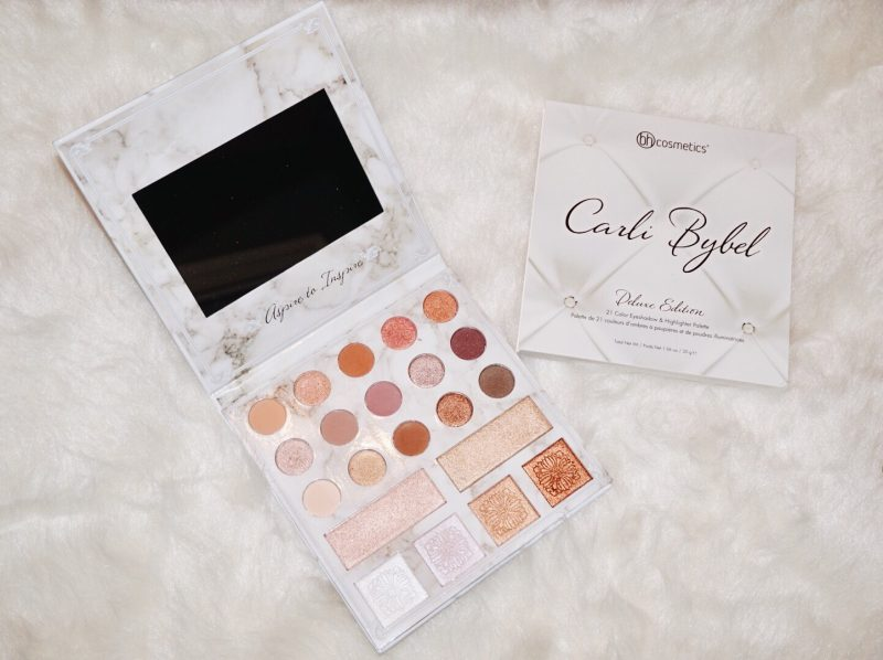 Carli Bybel Deluxe Edition Palette Review Amp Swatches